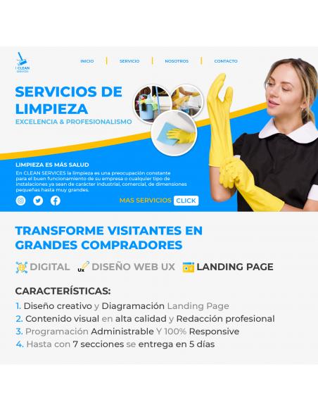SE-21-000001-Servicio Landing Page Principal YTuWeb